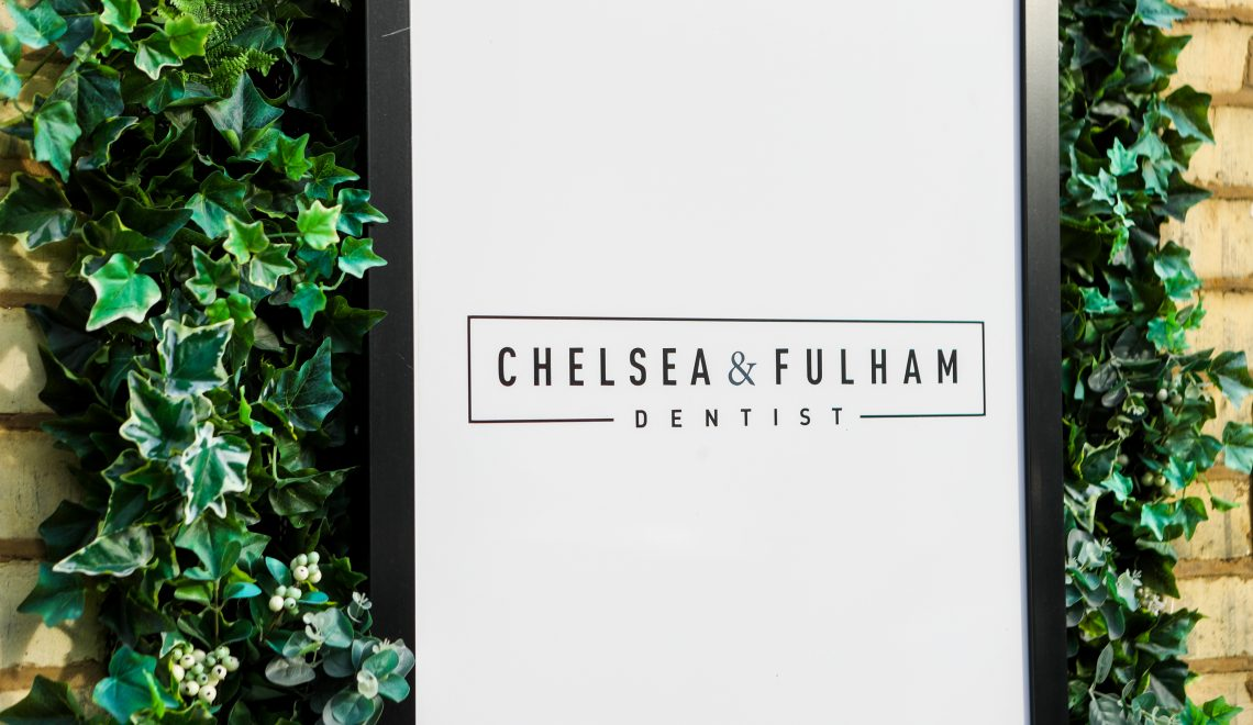 cosmetic London dentist